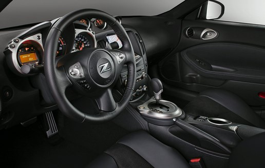 2014 Nissan 370Z Coupe Base Automatic