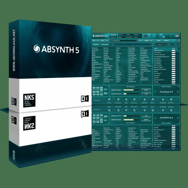 Native Instruments Absynth 5 v5.3.4 Full version