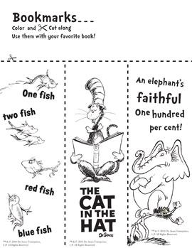 Home Confetti: Free Printables for Dr. Seuss' Birthday