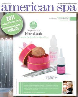 The Blink Boutique: NovaLash Named #1 Lash Extension Brand