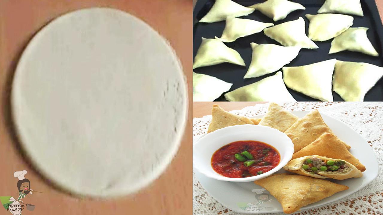Homemade Samosa Wrappers
