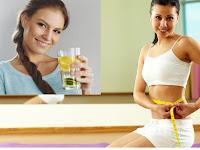 Konsumsi Air Lemon Bantu Turunkan Berat Badan