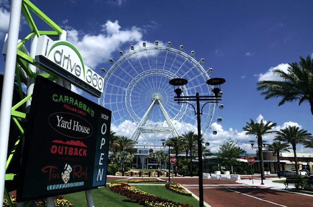 I-Drive 360 na International Drive em Orlando