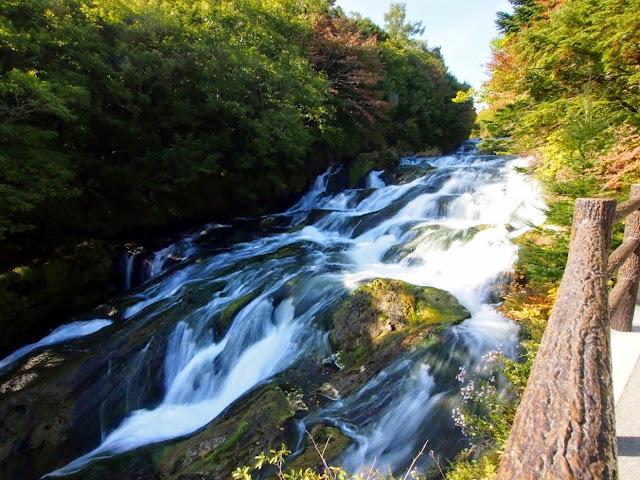 日本ロマンチック街道 竜頭の滝