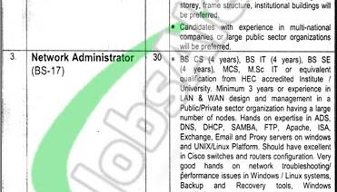 Punjab University Jobs 2019 Latest Career Opportunities