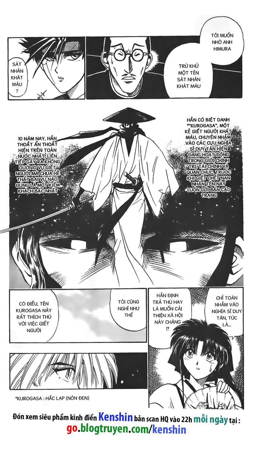 Rurouni Kenshin chap 9 trang 8