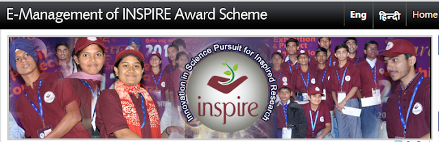 Innovation in Science Pursuit for Inspired Research (INSPIRE) Wards 2016-17 in Telangana State. Download List of all Schools of Telangana Districts with Mandal wise and School wise. Inspire Awards is a National Programme implemented by the Ministry for attraction of talent amongst students to study science and pursue career with research.