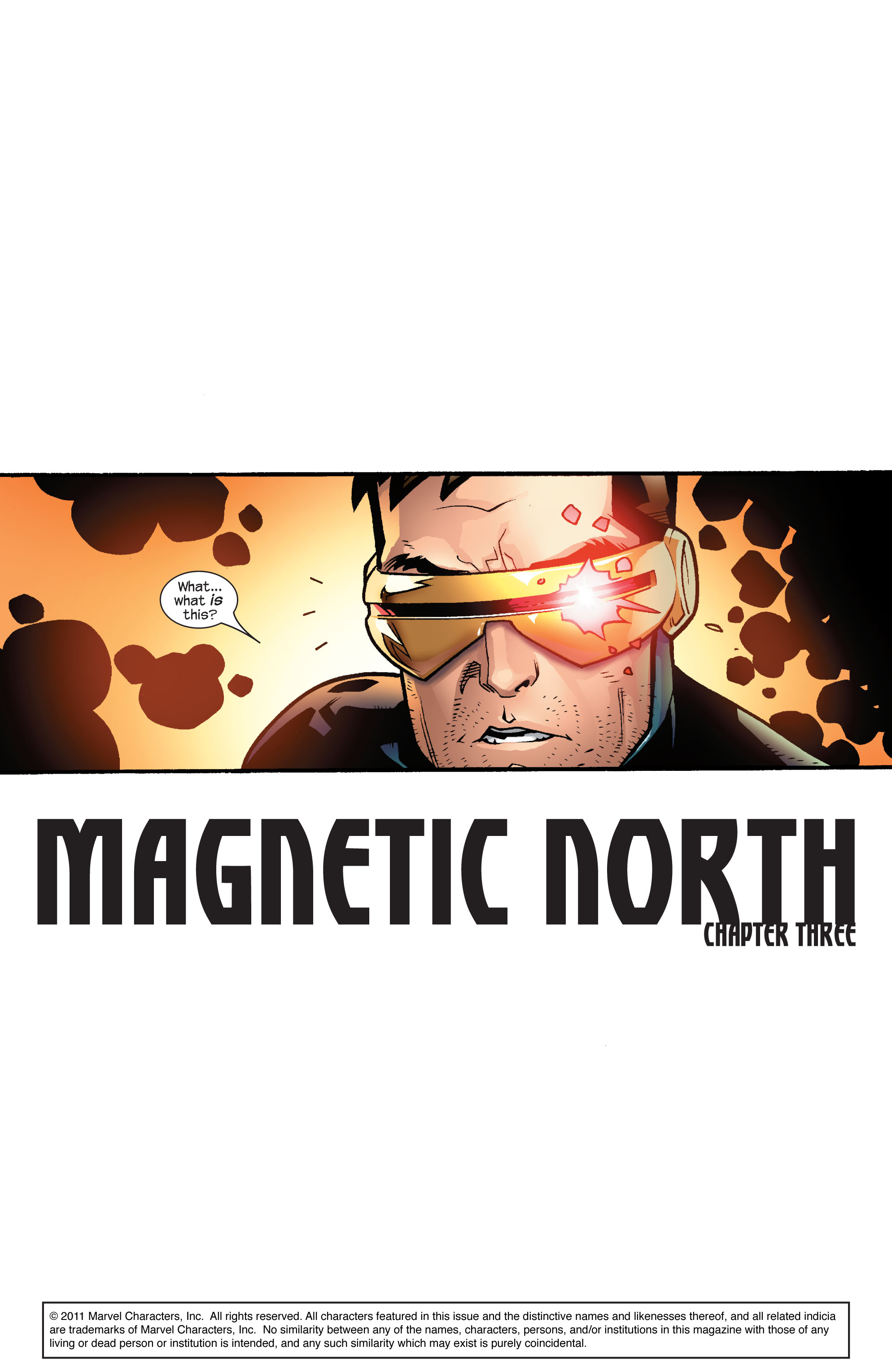 Read online Ultimate X-Men comic -  Issue #63 - 2