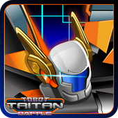 Tobot Tritan Battle MOD APK v2.0.10 for Android Original Version Terbaru 2018