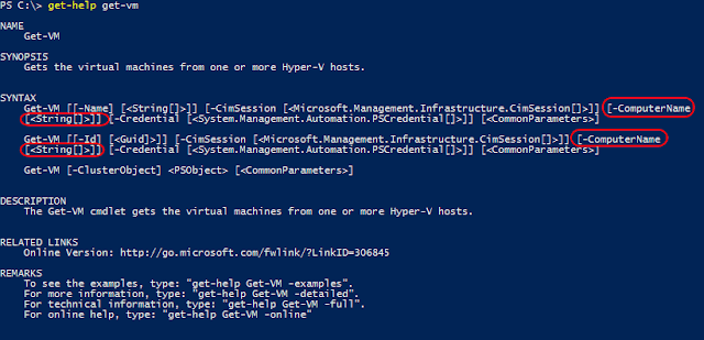 Hyper-V Remote Management with PowerShell - TECHSUPPORT