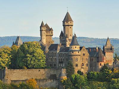 castillo braunfels alemania