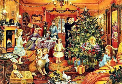 Christmas (January 7)