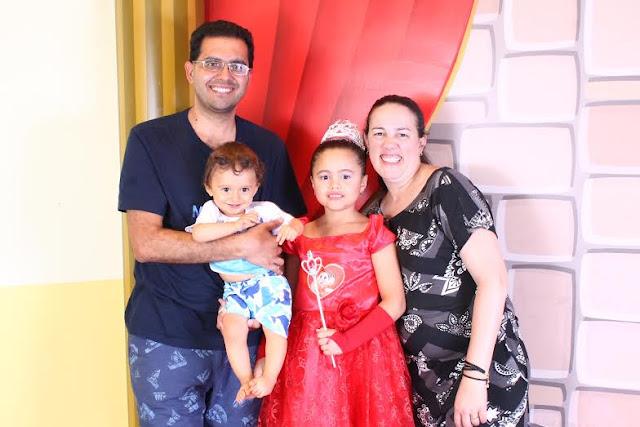 Patty e a família, conquistada com muito luta