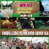 Atrações confirmadas da 32ª Festa do Agricultor de Umbuzeiro, município de Mundo Novo