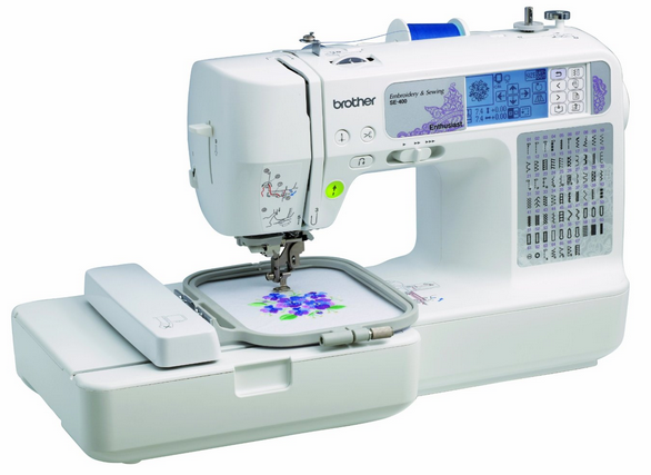 Review & Discount Offer For Brother SE400 Embroidery Machine