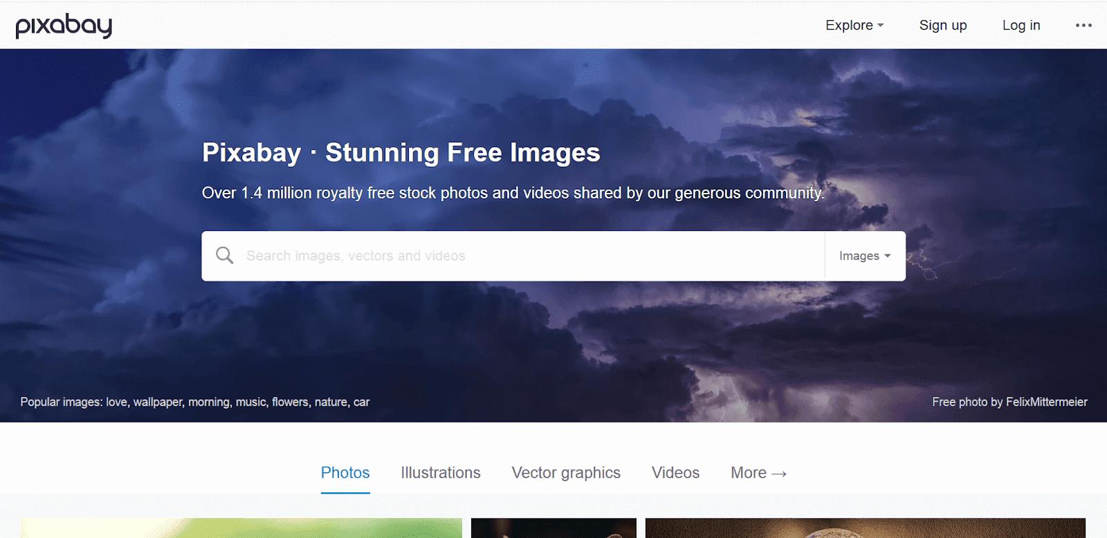 Situs Tempat Download Gambar Gratis Untuk Blog