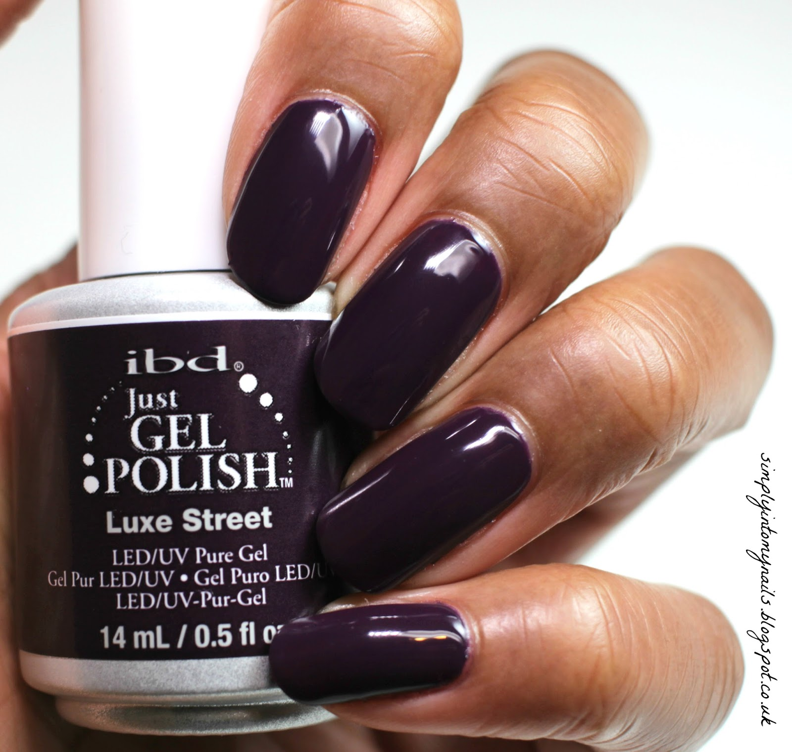 IBD Urban Edge Collection | Simply Into My NAILS