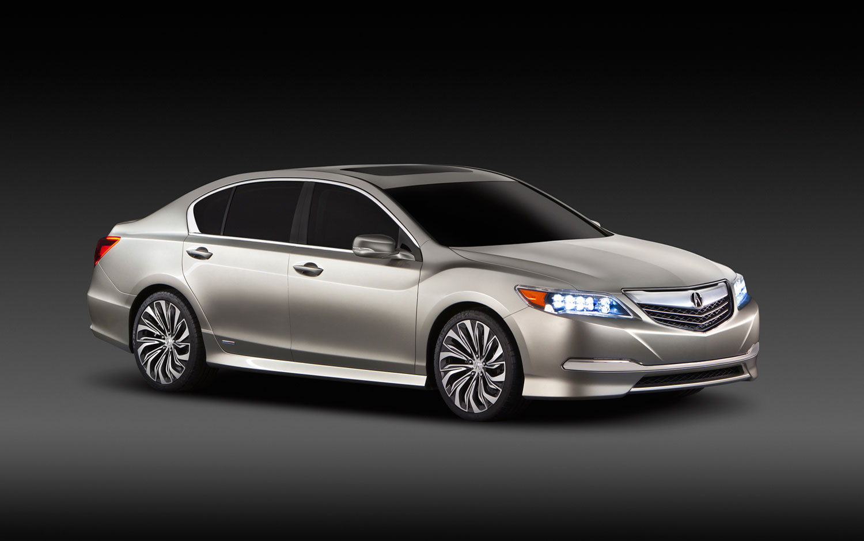 Cars Model 2013 2014: 2014 Acura RLX