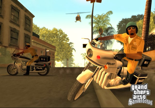 Grand Theft Auto: San Andreas for Windows Phone