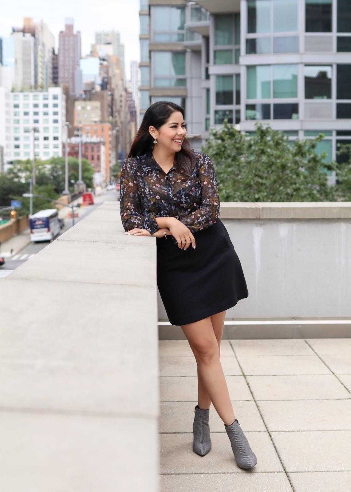 NYC style and fashion, latina fashion blogger