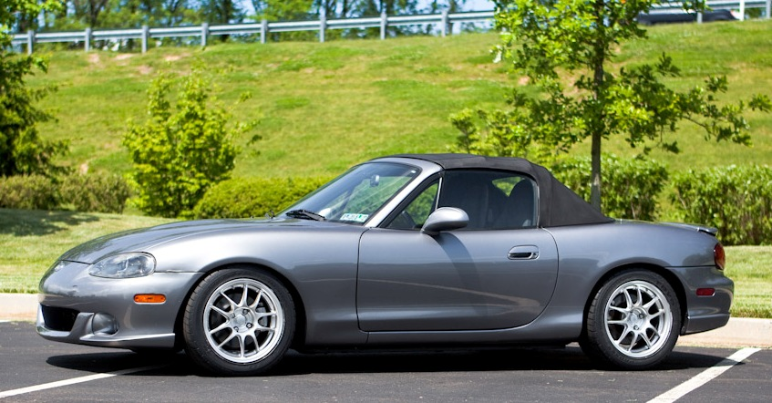 How Much Is A Wheel Alignment >> Enkei PF01 15x8 Mazda Wheel Gallery by Good-Win Racing