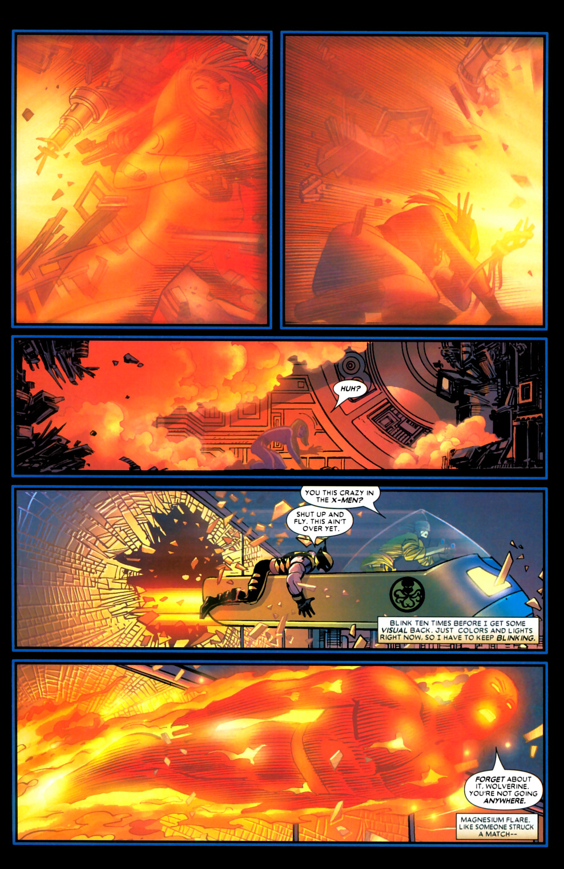 Read online Wolverine (2003) comic -  Issue #22 - 18