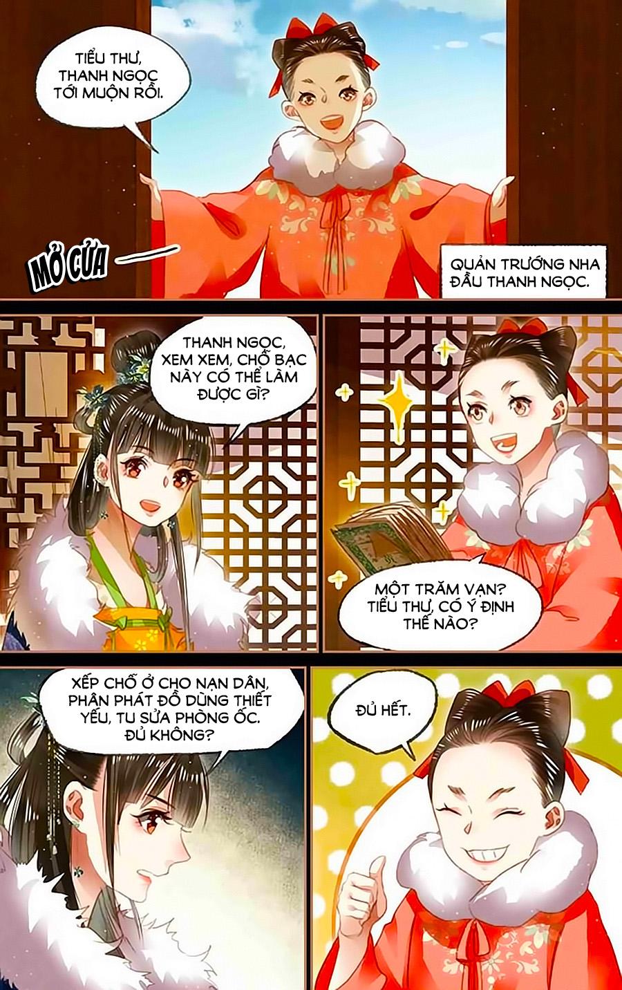 Thần Y Đích Nữ chap 103 - Trang 7