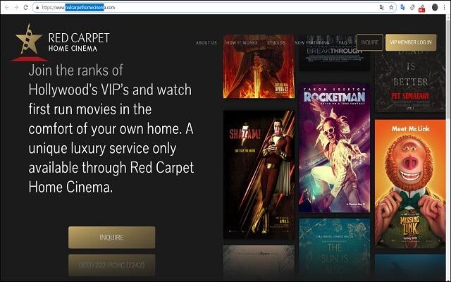 تعرف على منصة Red Carpet Home ، خدمة نيتفلكس الجديدة للمليونيرات
