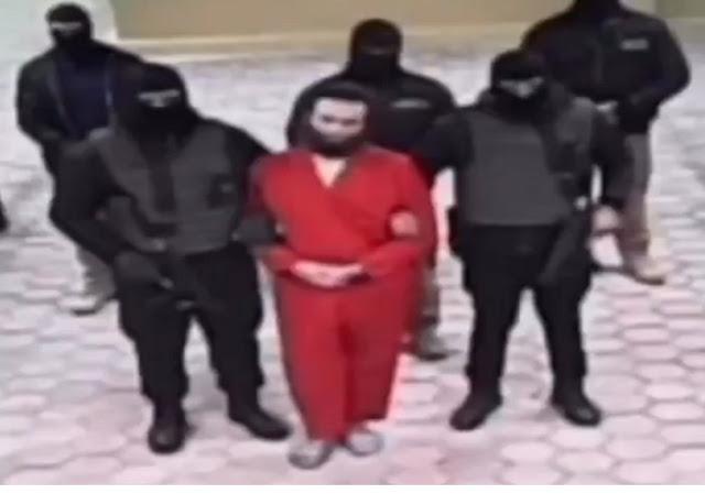 المشاهد الحقيقية لحظة إعدام هشام عشماوي لأول مرة