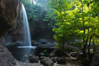 This image, Waterfall In Thailand, courtesy of markuso at FreeDigitalPhotos.net