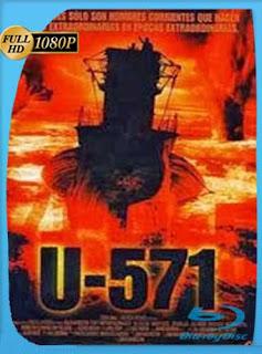U-571 La Batalla del Atlantico 2000 HD [1080p] Latino [GoogleDrive] DizonHD
