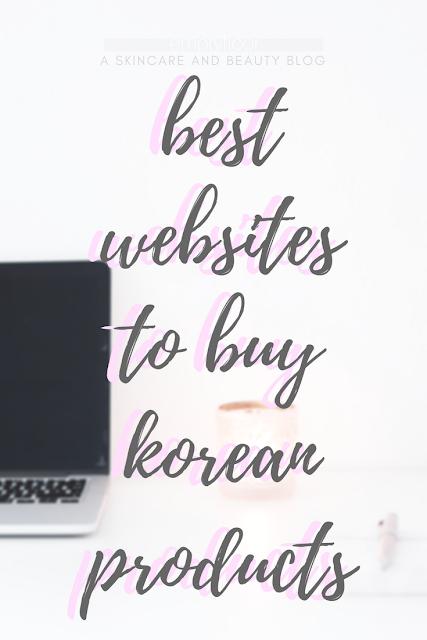Best websites to buy Korean products