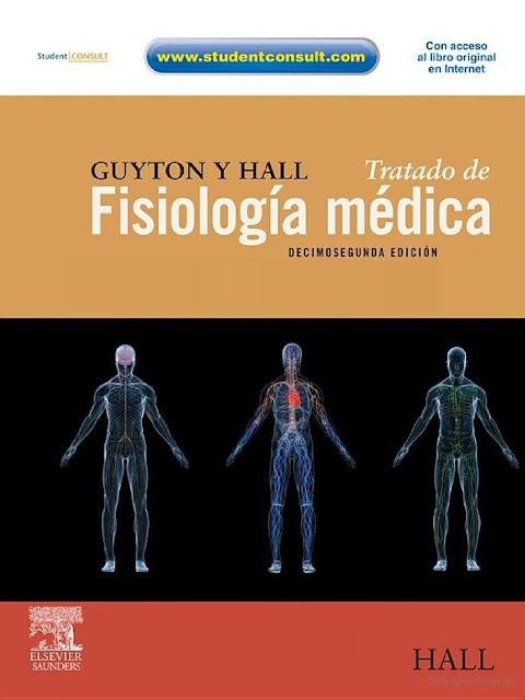 GUYTON Y HALL. TRATADO DE FISIOLOGÍA MÉDICA 13ª ED. | Libros De ...