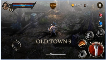 Game Action Android Online