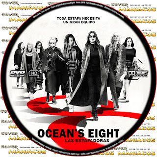 GALLETA OCEAN''S EIGHT - LAS ESTAFADORAS 2018