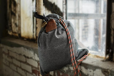 LOCTOTE Flak Sack - The Original Theft-Resistant Drawstring Backpack