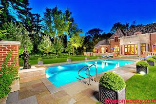 sơn epoxy chống thấm cho bể bơi, hồ nước