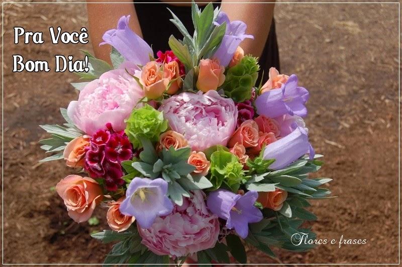 Vídeo De Bom Dia Com Lindas Flores De Fundo Para Enviar: Flores E Frases: FLORES PARA ALEGRAR SEU DIA