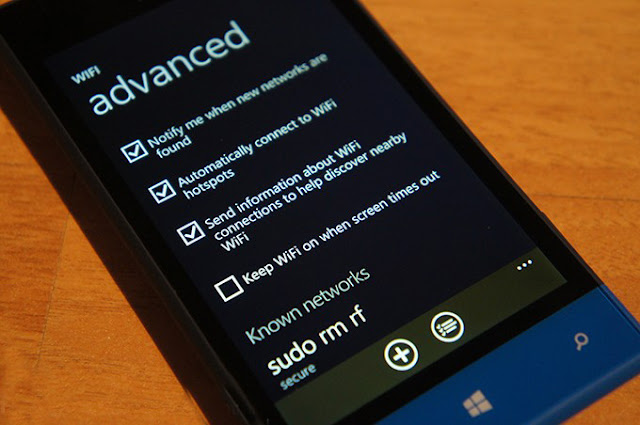 Hackers can steal Windows Phone passwords using Wi-Fi vulnerability