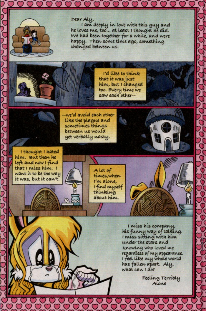 Read online Sonic The Hedgehog comic -  Issue #144 - 14