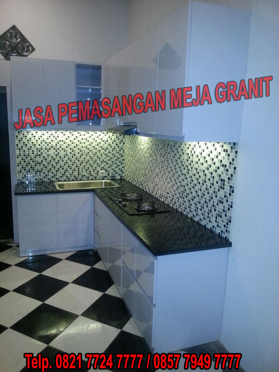 Cheap Kitchen Set Jember