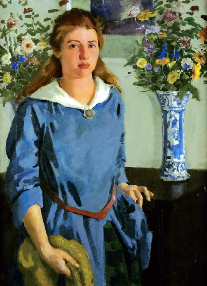 Charles Hopkinson, Marym Hopkinson 1918, International Art Gallery
