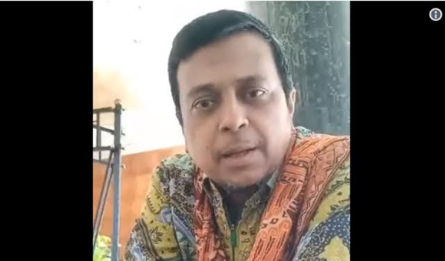 Video Ustaz Haikal untuk Prabowo: Kami Mencintai Antum, Percayalah Ulama Akan Tinggalkan Antum