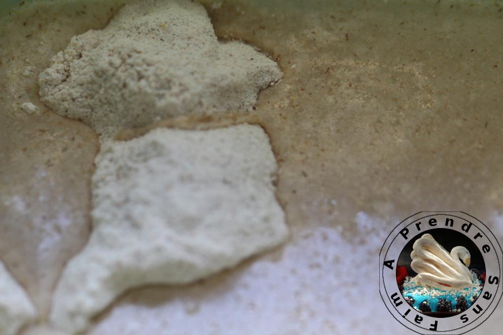 Levain liquide maison à la farine de seigle (pas à pas en photos)
