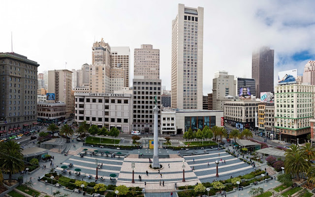 Union Square em San Francisco