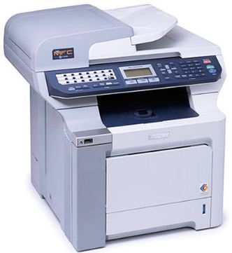 Brother mfc 9840cdw laser printer reconditioned.