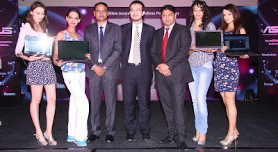 Asus launches two Ivy Bridge laptops in India