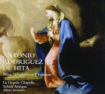 Antonio Rodríguez de Hita : Misa O Gloriosa Virginium