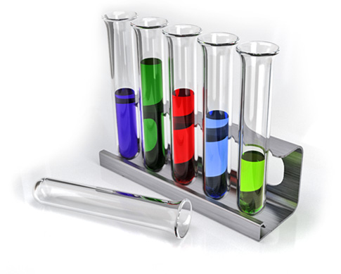 Chem Is Fun : Lab 5B--Types of Reactions