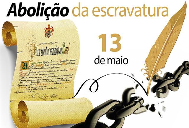 Abolição da Escravatura - Lei Áurea